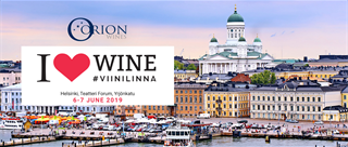 The Wanted Wines will be available to taste at the upcoming event in Helsinki
